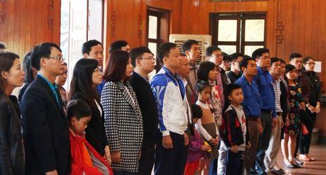 Doan Thanh nien Cuc QLDBIII 've nguon' bao cong dang Bac, tri an AHLS - Anh 12