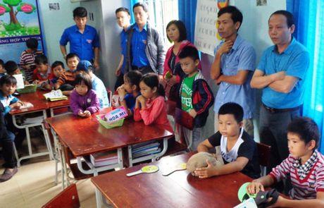 Doan Thanh nien Cuc QLDBIII 've nguon' bao cong dang Bac, tri an AHLS - Anh 15