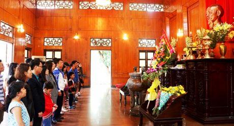 Doan Thanh nien Cuc QLDBIII 've nguon' bao cong dang Bac, tri an AHLS - Anh 1