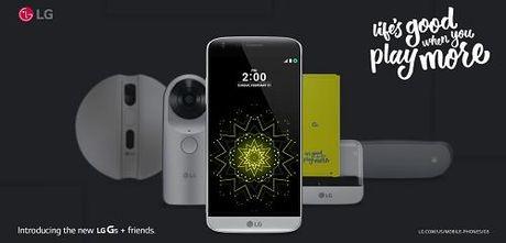Thua lo tu LG G5, LG buoc phai tung ra thi truong phien ban smartphong cao cap - Anh 1