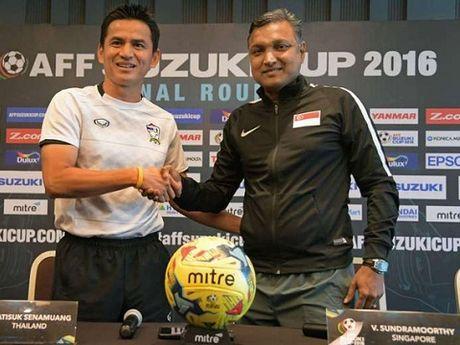 HLV Singapore choi bo that bai sau AFF Suzuki Cup 2016 - Anh 2