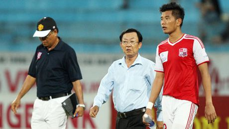 Tong giam doc VPF Cao Van Chong: 'Kim tu thap nguoc cua BDVN cung lau roi' - Anh 1