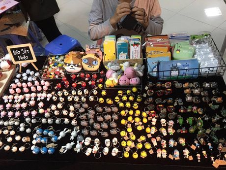 Ban do handmade: Mot von ba, bon loi - Anh 2