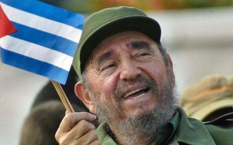Dang Lao dong Bi ca ngoi cuoc doi lanh tu Fidel Castro - Anh 1