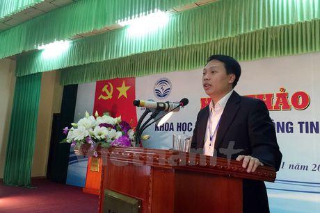 Viet Nam som co de an rieng phat trien nhan luc an toan thong tin - Anh 1