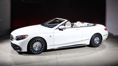 Mercedes 'tuyen chon' khach hang mua Maybach S650 Cabriolet - Anh 1