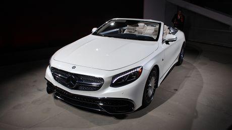 Mercedes 'tuyen chon' khach hang mua Maybach S650 Cabriolet - Anh 3