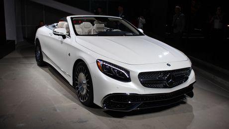 Mercedes 'tuyen chon' khach hang mua Maybach S650 Cabriolet - Anh 4