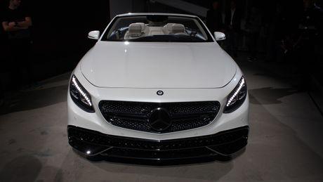 Mercedes 'tuyen chon' khach hang mua Maybach S650 Cabriolet - Anh 6