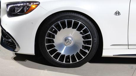 Mercedes 'tuyen chon' khach hang mua Maybach S650 Cabriolet - Anh 7