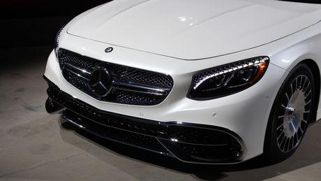 Mercedes 'tuyen chon' khach hang mua Maybach S650 Cabriolet - Anh 8