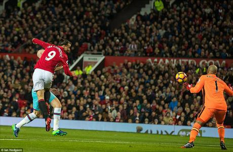 Man United 1-1 West Ham: Ma am Old Trafford - Anh 4