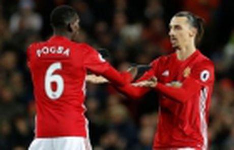 Hoa West Ham, M.U cua Mourinho lap ky luc te hai - Anh 5