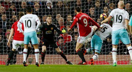 Mourinho lai len khan dai ngoi nhin Manchester United danh roi 2 diem - Anh 1
