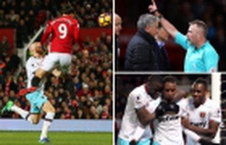 Soc voi an phat cuc nang danh cho Jose Mourinho - Anh 3