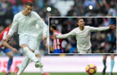 Messi ghi ban nhung van khong 'cuu' duoc Barcelona - Anh 12