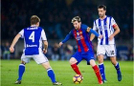 Thong ke cho thay truoc Sociedad, Barca te chua tung thay - Anh 4