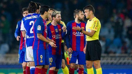 Vong 13 La Liga: Nguoi cuoi, ke khoc truoc El Clasico - Anh 2