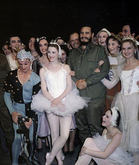 Loat anh hiem ve lanh tu Cuba Fidel Castro - Anh 14