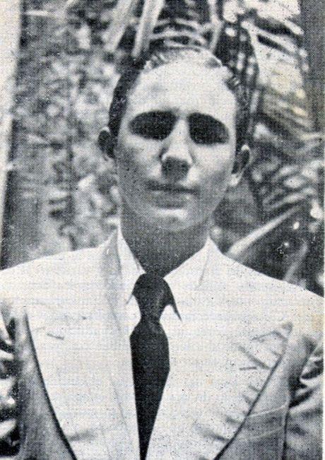 Loat anh hiem ve lanh tu Cuba Fidel Castro - Anh 6