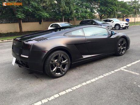 'Hang doc' Lamborghini Gallardo SE giam gia 4,1 ty tai VN - Anh 11