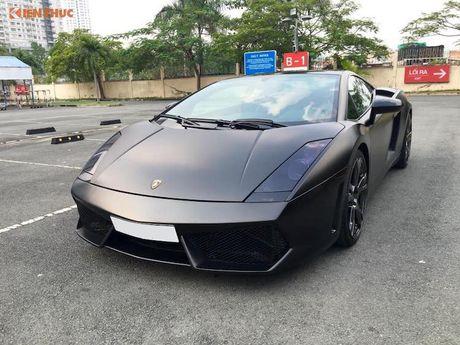 'Hang doc' Lamborghini Gallardo SE giam gia 4,1 ty tai VN - Anh 1