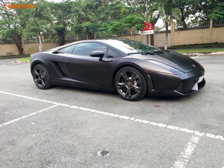 'Hang doc' Lamborghini Gallardo SE giam gia 4,1 ty tai VN - Anh 2