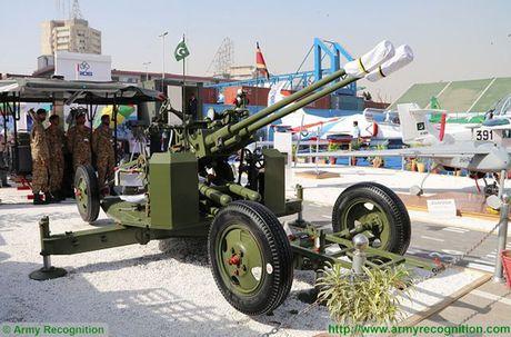 Nang cap phao phong khong 37mm, Pakistan di sau Viet Nam - Anh 1