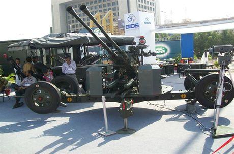 Nang cap phao phong khong 37mm, Pakistan di sau Viet Nam - Anh 3