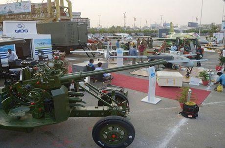 Nang cap phao phong khong 37mm, Pakistan di sau Viet Nam - Anh 4