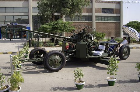 Nang cap phao phong khong 37mm, Pakistan di sau Viet Nam - Anh 7