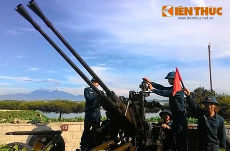 Nang cap phao phong khong 37mm, Pakistan di sau Viet Nam - Anh 8