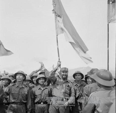 Chuyen tham lich su cua lanh tu Cuba Fidel Castro toi Quang Tri 1973 - Anh 12