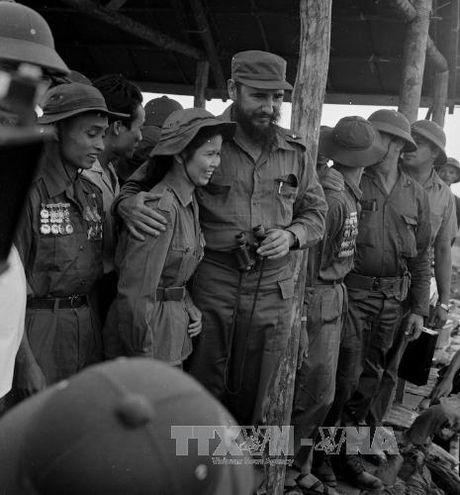 Chuyen tham lich su cua lanh tu Cuba Fidel Castro toi Quang Tri 1973 - Anh 9