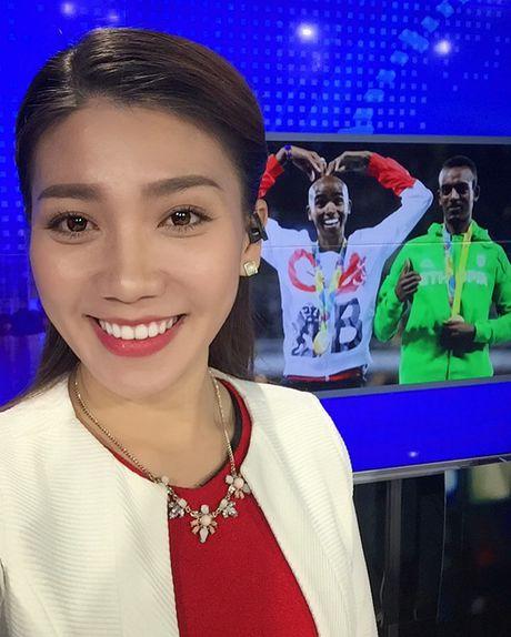 MC Tuyet Vinh dai Vinh Long phan phao sau su co 'ngoay mui' - Anh 3