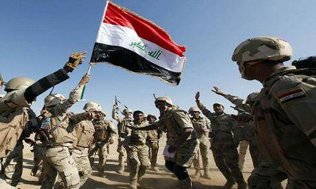 Quan doi Iraq diet 1.000 phien quan IS tai Mosul - Anh 1