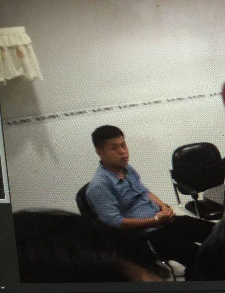 Phong vien VTV bi can tro tac nghiep tai Ninh Thuan - Anh 2