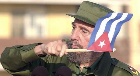 Tien biet ong, Fidel Castro! - Anh 1