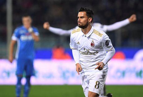 Juventus thua soc, AC Milan tro lai duong dua - Anh 4
