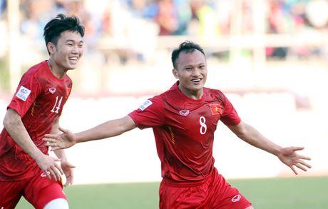 3 tuyen thu Viet Nam lot vao doi hinh tieu bieu vong bang AFF Cup 2016 - Anh 1