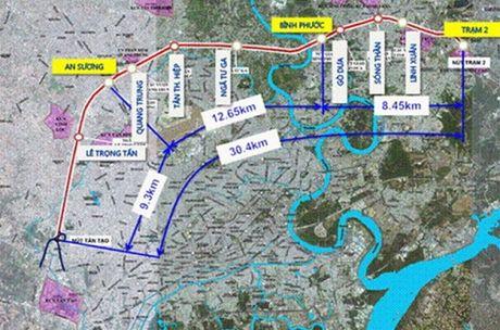 TP HCM se xay dung duong tren cao so 5 dai hon 30km - Anh 1