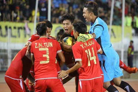 HLV Myanmar: 'Chung toi se loai Thai Lan de vao chung ket AFF Cup' - Anh 1