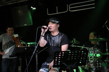 "Quang Linh, Ha Anh Tuan gian di khop nhac truoc ""gio G"" - Anh 3"