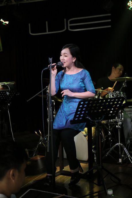 "Quang Linh, Ha Anh Tuan gian di khop nhac truoc ""gio G"" - Anh 6"