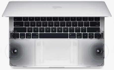 MacBook Pro 2016 co the bi hu loa khi cai Windows - Anh 1