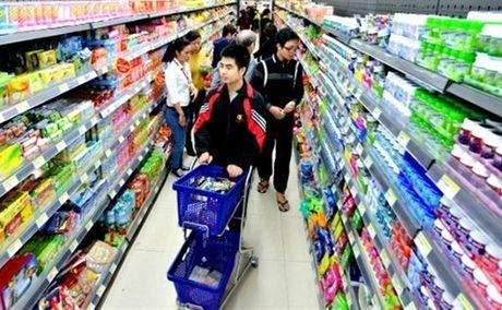 Lam phat tang 4,5% qua 11 thang - Anh 1