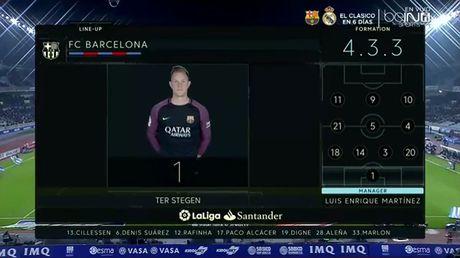 Messi ghi ban, Barcelona van mat diem truoc Sociedad - Anh 1