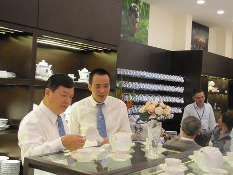 Minh Long I khai truong showroom tai Da Nang - Anh 1