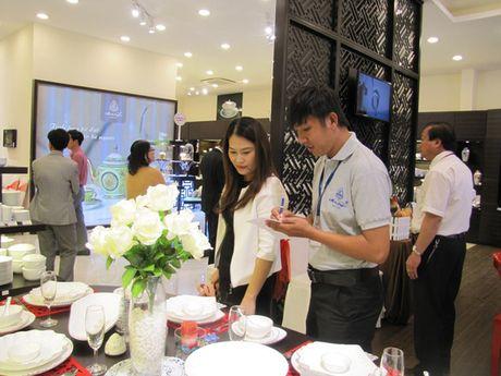 Minh Long I khai truong showroom tai Da Nang - Anh 2