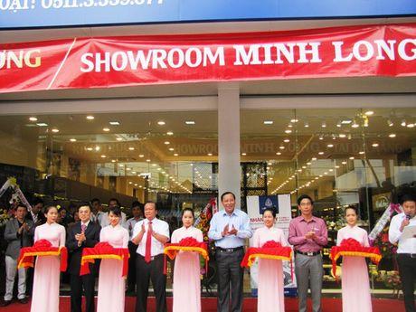Minh Long I khai truong showroom tai Da Nang - Anh 3
